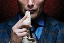 Hannibal / For more HANNIBAL, click the series logo on the bottom left of the double line to follow their official profile! http://pinterest.com/nbchannibal/ / by NBC