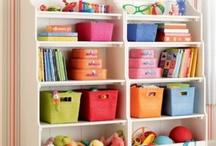 Organization / by Sandy Rhodehamel