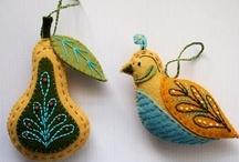 Crafts: Wool Projects / by Eddi Miglavs