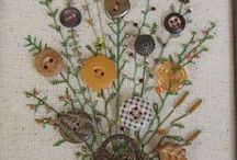 Crafts: Button Art / by Eddi Miglavs