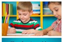 Writing / Writing helps children become better readers, and reading helps children become better writers. Improve your child's writing skills with these fun activity ideas.  / by Reading Eggs