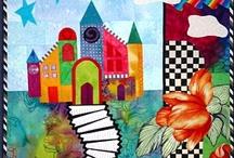 Quilts: Fun & Whimsical / by Eddi Miglavs