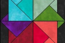 Quilts: Blocks & Borders / by Eddi Miglavs