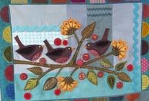 Stitching: Sue Spargo & Sue-Inspired / by Eddi Miglavs