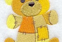 Stitching: Kids' Things / by Eddi Miglavs