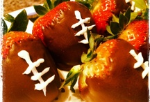 "Dress Up Your Tailgate / Anything that will help someone ""dress up"" their tailgate party or make their game-day party a hit! / by Worthy of the Prize"