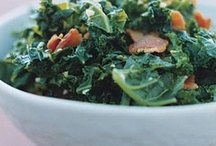 Side Dishes / Recipes for Side Dishes. Don't forget to eat your vegetables. / by Allyson Pearl