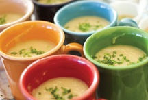 Soups, Sandwiches, & Salads / Recipes for soups, salads, and sandwiches. / by Allyson Pearl