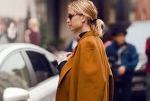 { FALL | AUTUMNAL STYLE } / 'Cos we love to layer ... Fall is officially NYC's BEST fashion season, when the weather is between brutally hot and brutally cold. / by Bing Bang NYC