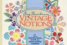 Vintage Notions Book