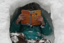 Winter Wonderland / Pins about winter and reading in winter. / by Allyson Pearl