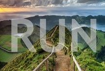 Run Therapy :: Trails, Mountains & Ultras / by Meg S