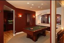 Ultimate Man Caves / The perfect inspiration for the manly getaway inside your home.  / by Lowe's