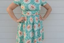 My Sewing Table.... / A selection of my sewing projects with links to the patterns and fabric selection. Enjoy!