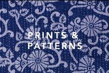 PRINTS & PATTERNS / Prints, patterns, colors...