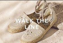 WALK THE LINE / Shoes, boots, sandals...