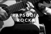 RAPSODIA ROCKS! / Rock & Roll, music...