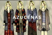 AZUCENAS / Illustration, fashion, design...
