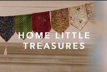 HOME LITTLE TREASURES / Home, deco, design...