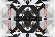 Black & White / Distinct contrast of black and white is already a classic. / by SHOWROOM showroom.pl | shwrm.com