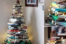 Book Trees / Deck the halls with books! / by Allyson Pearl