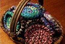 crochet coasters / by Brenda Borchardt- Bardon