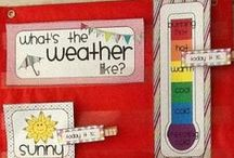 Weather / Seasons PreK Unit