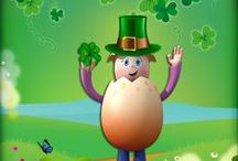 St. Patrick's Day crafts for kids / Celebrate St. Patrick's Day with these green arts and craft ideas! #StPatricksDay  / by Reading Eggs