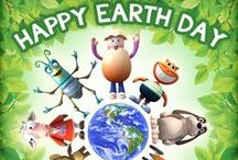 Earth Day / We think every day should be Earth Day! Enjoy fun crafts and activity ideas to teach your child the importance of recycling and caring for our planet. #EarthDay  / by Reading Eggs