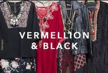 VERMELLION & BLACK