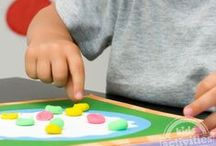 Fine Motor Activities / Try these fun activities to help strengthen your child's little hands. / by Reading Eggs