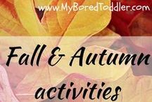 Fall Activities / by Reading Eggs