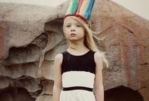 Kids {Festival} parties / Inspiration for Kids mini festival parties - festival kids.