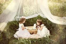 Fairy {Princess} parties / Inspiration for the fairy princess in all of us - fairies, princesses, kids parties