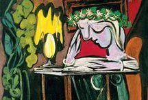 Painted Readers.