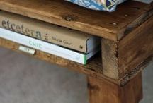 Books + Tea + Coffee Tables.
