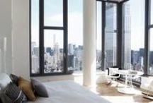 P E N T H O U S E NYC / Interior design by @boconceptny
