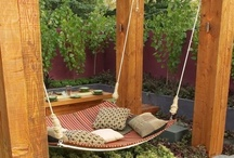 HOME STUFF / fun design stuff I like for the home, yard....the small nooks in the closet that only gnomes and brownies see.... / by Tabatha McMahon