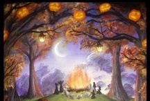 Samhain/All Hallows / All Things Halloween / by Michelle Erica Green