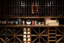 Spectacular Wine Cellars / Wine Cellars are our specialty and we appreciate a beautifully designed cellar.  We love wine cellars that are not only well-designed but also works of art.