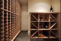 Wine Furniture / Furniture made for wine... or made from wine.  / by Sleeping Grape Wine Cellars