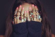 Jewellery&Accessoires / by Sinja