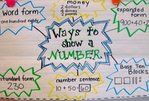 Math / by Cindy Moore-Smith