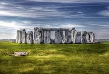 Megalithic / Stone circles, megaliths, stones of destiny. / by Michelle Erica Green