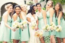 A Mint Green Wedding