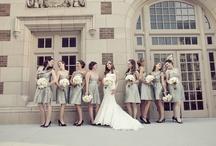A Great Grey Wedding
