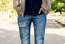 boyfriend jeans inspirations