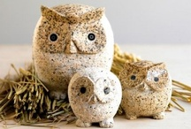 Owls in Crafts / Clamorous Objects