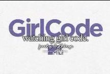 Girl Code  / by Hailee Stover