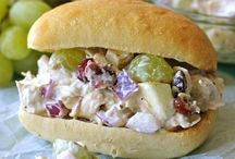 Sandwiche Recipes / Some of my top favorite sandwiche recipes / by Jackie | I Heart Arts N Crafts